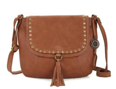 The Sak Womens Serrano Saddle Bag *i614