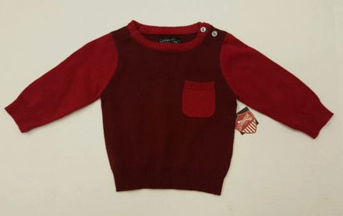 Sovereign Code Boys Sweater - Size 18mos - Retail $40.00 - CAC1