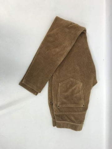 Hue Women's Brown Corduroy Tights Sz XS I622