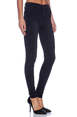 J Brand Women's Distressed Digital Black 'Jess' Skinny Jeans size 24 $220 nsf4