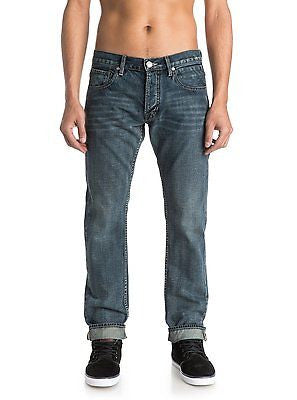Quicksilver Slim Straight Fit Men's Jeans size 26 (ns78)