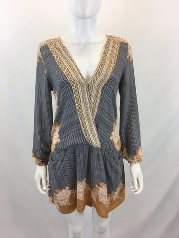 Free People Women's Kimono Dress Size: S