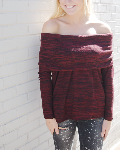 Wrap Me Up Sweater