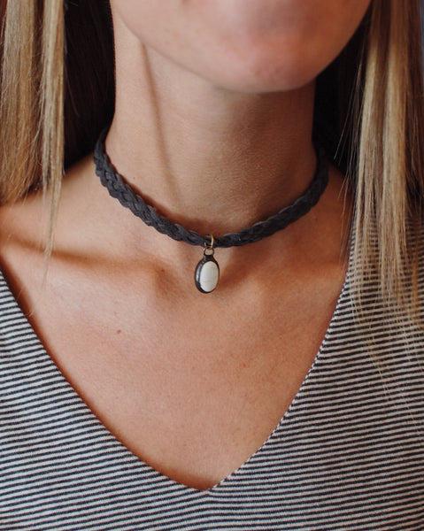 Small Drop Choker