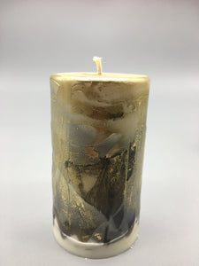 Vivacity by Marina Basko - Scented Rapeseed Wax Candle - Waiting for Christmas III