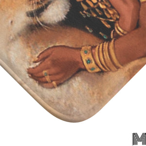 Egyptian Queen Bath Mat