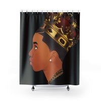 NEW Young King Shower Curtain
