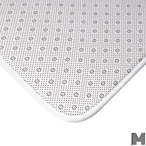 Milk & Honey Bath Mat
