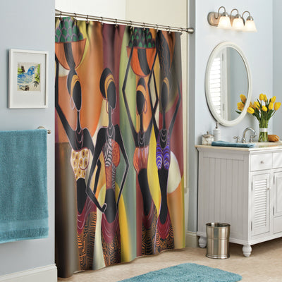 UNITY Shower Curtain