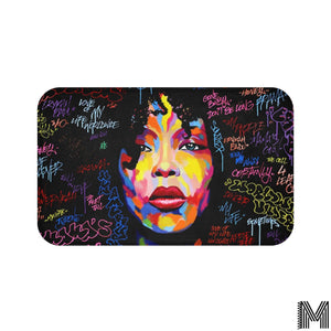Queen of Harmony Bath Mat