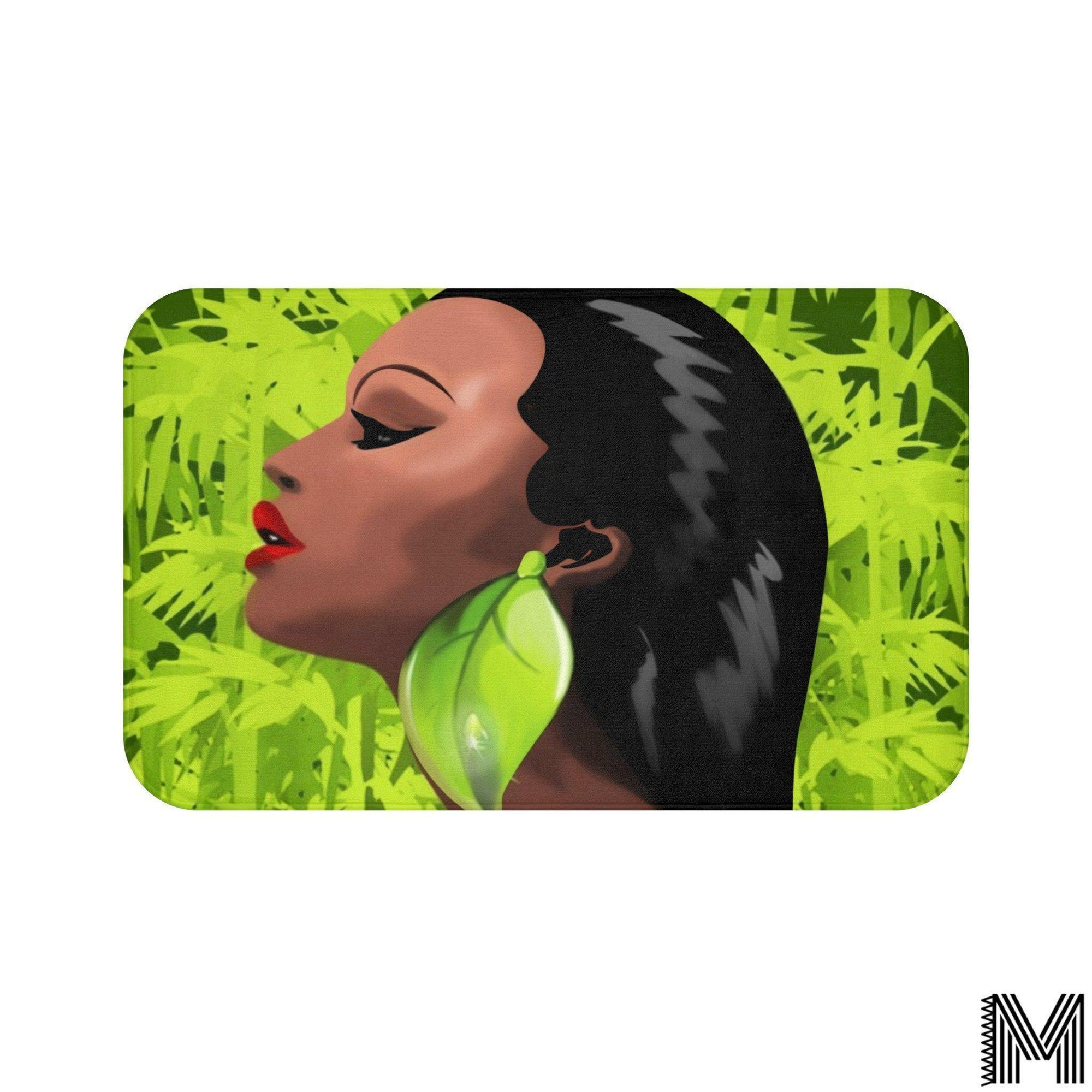 Miss Nigeria Bath Mat