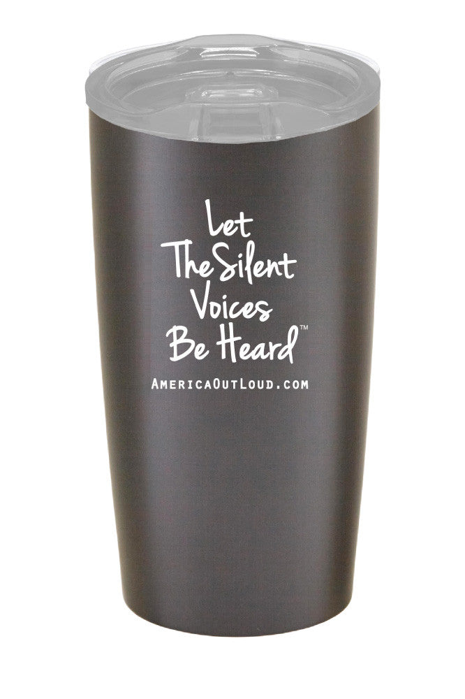 America Out Loud Gear - Tumbler