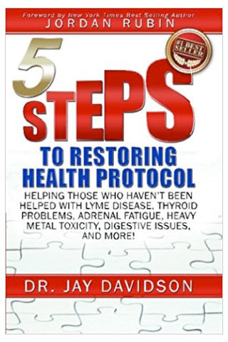 5 Steps to Restoring Health Protocol