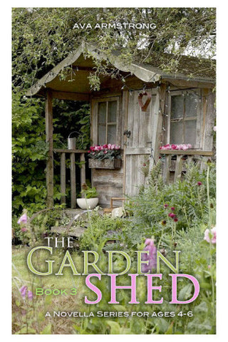 The Garden Shed, Book 3: Edmond has a surprise for Zoe!