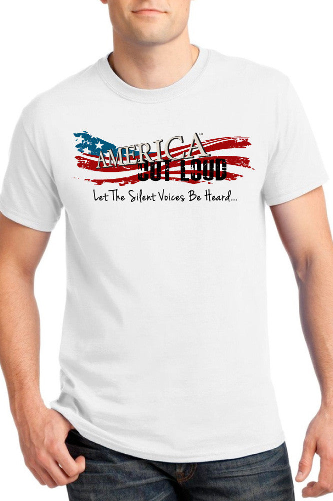 America Out Loud Gear - T-shirt