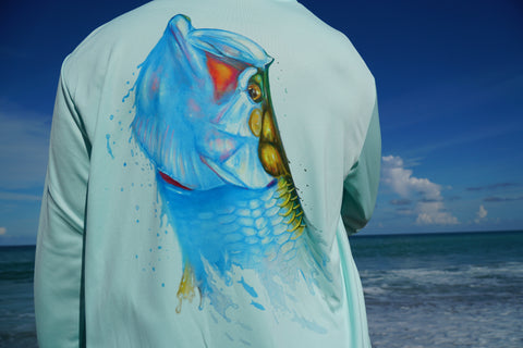 Image of Tarpon Long Sleeve Performance Shirt