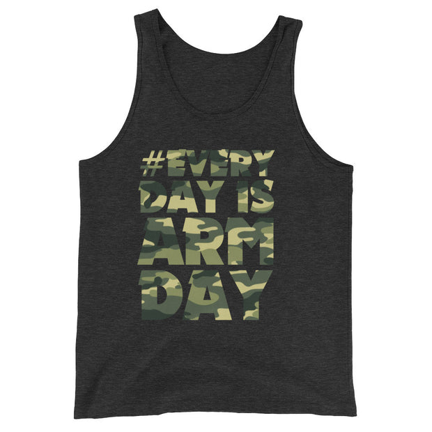 FTFL- #Everyday is Arm Day Tank