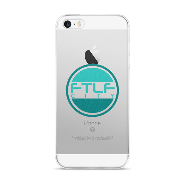 FTLF City iPhone 5/5s/Se, 6/6s, 6/6s Plus Case