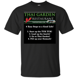 Mens Thai Garden Ultra Cotton T-Shirt
