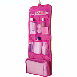 Makeup Organizer Multifunctional Toiletry Bag Travel