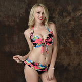 floral very popular Swimsuit free shipping