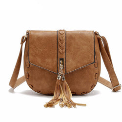 Women messenger handbags classic weave