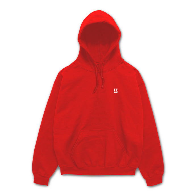 SMII7Y® | ICON HOODIE (RED)