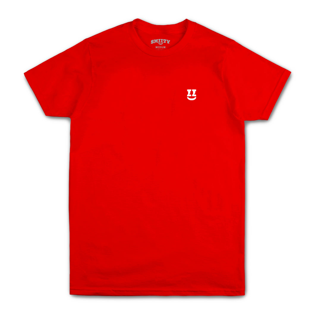 SMII7Y® | ICON TEE (RED)