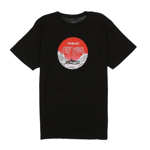 LUNE Rouge T-Shirt