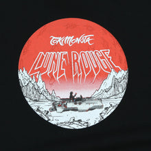 LUNE Rouge Pullover Hoodie