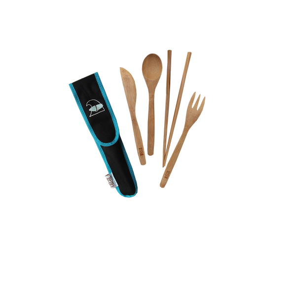 Surfing Wave Utensil Set