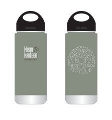 Klean Kanteen 16 Oz FHTNTY Insulated Thermos