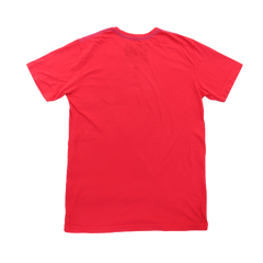 Unisex Red Doodle Tee