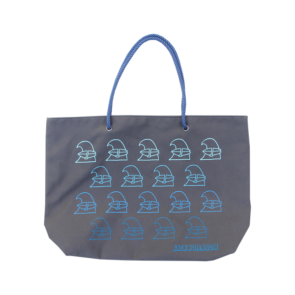 Canvas & Rope Beach Tote