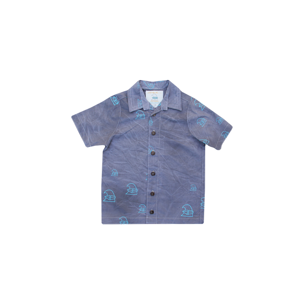 "Kealopiko ""Limited Edition"" Aloha Button Down Youth Shirt"