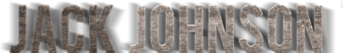 Jack Johnson logo