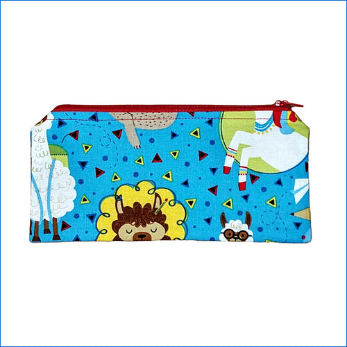 Llamas Pencil Bag