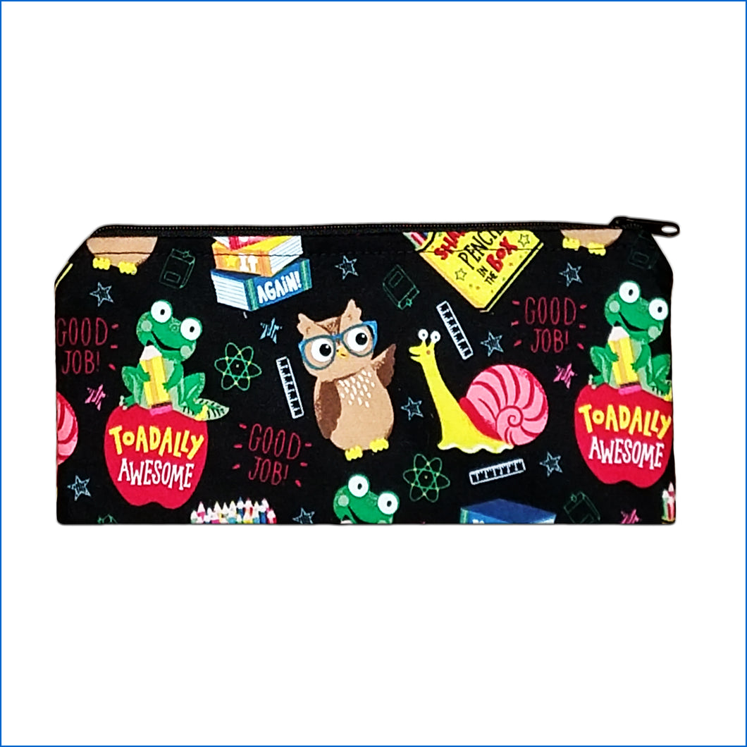 Back to School Pencil Bag