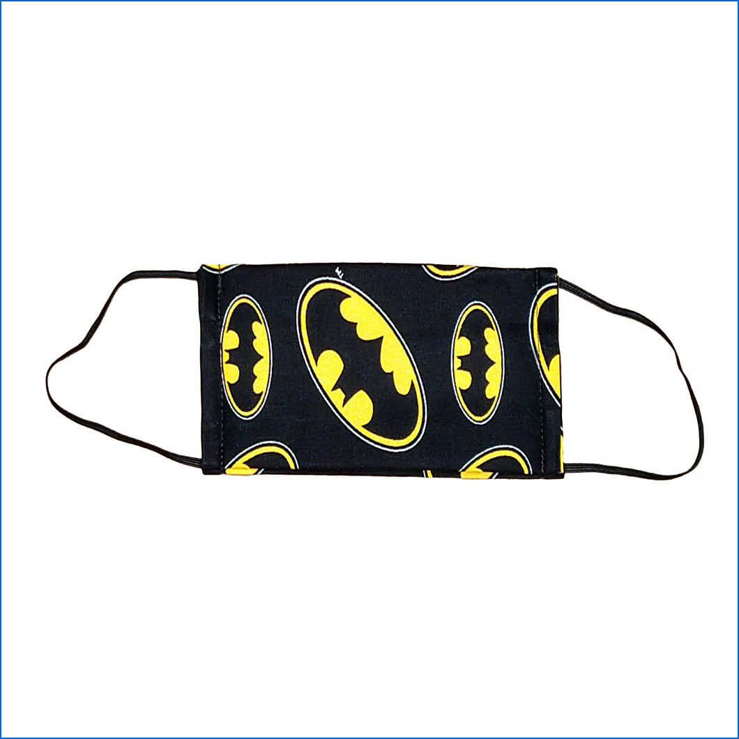 Batman Bat Signal Face Mask