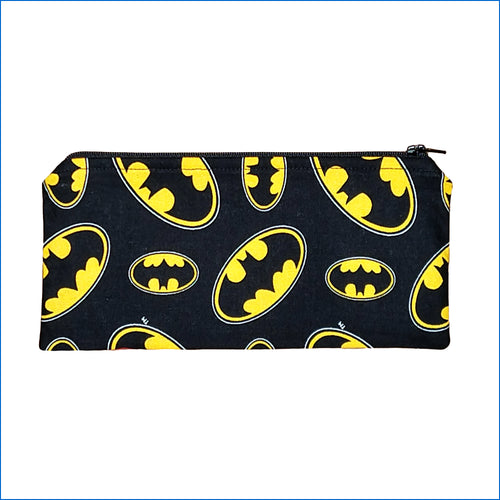 Batman's Bat Signal Pencil Bag
