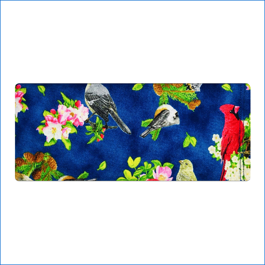 Birds of Spring Flaxseed Eye Therapy Pillow