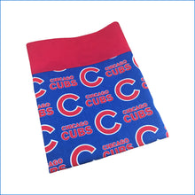 Chicago Cubs Baby Pillow Kase - Karen's Kases
