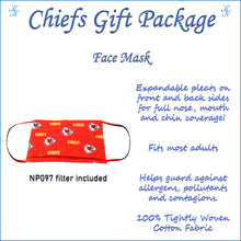 Kansas City Chiefs Gift Package - Karen's Kases