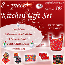 Kansas City Chiefs Kitchen Gift Sets