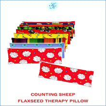 Counting Sheep Flaxseed Eye Therapy Pillow
