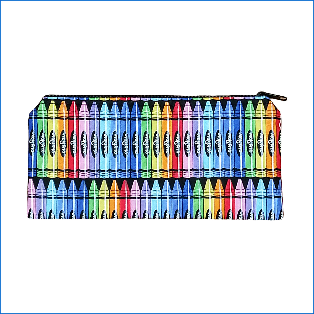 Crayons Pencil Bag
