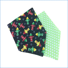 Fire Hydrants Dog Bandana - Karen's Kases