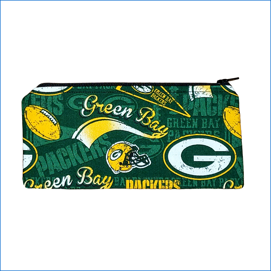 Green Bay Packers Pencil Bag
