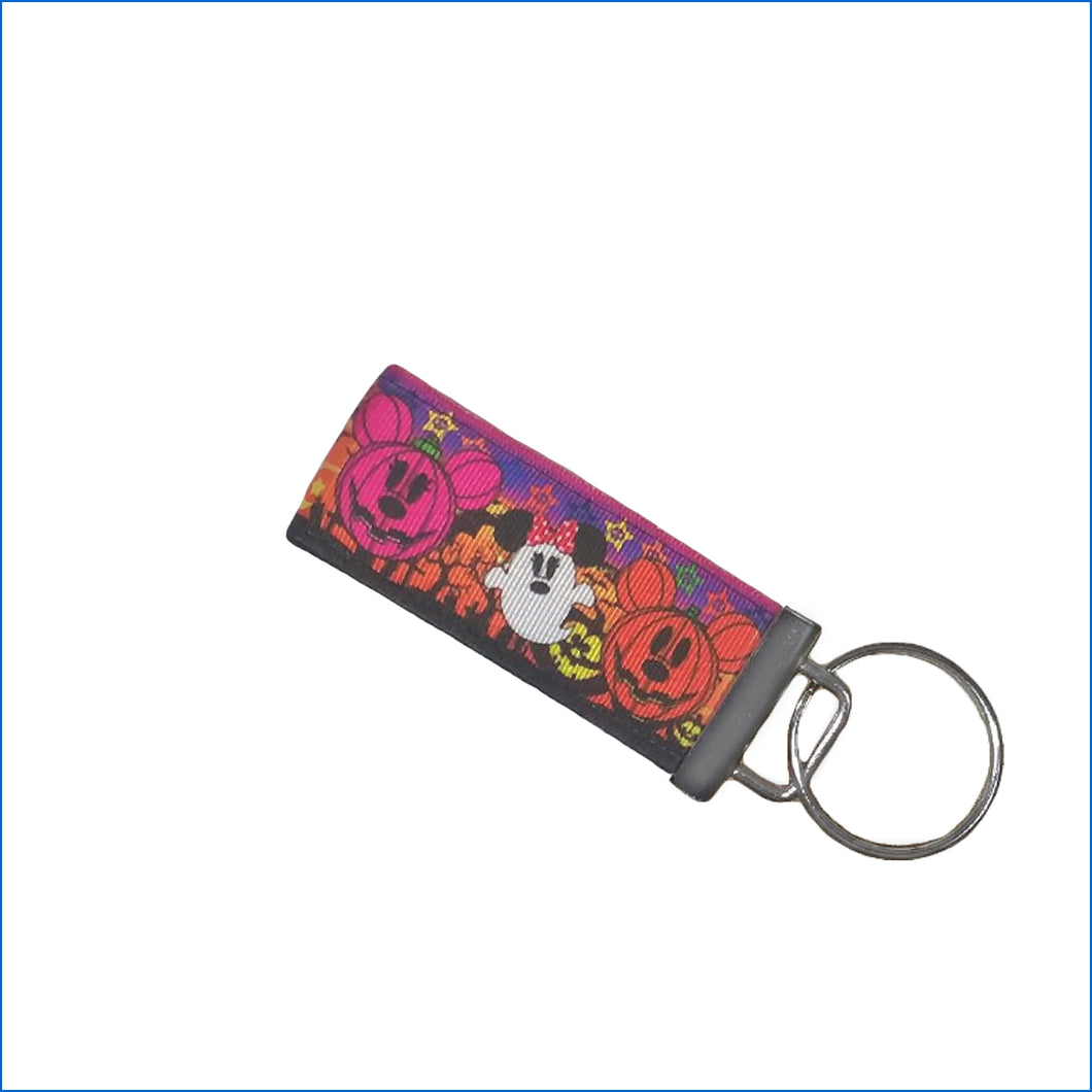 Haunted Mousers Key Fob - Karen's Kases