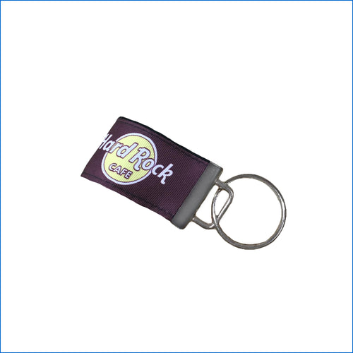 Hard Rock Mini Key Fob - Karen's Kases